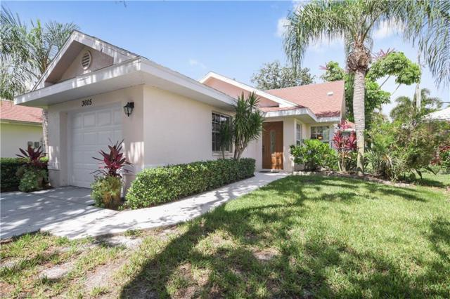 3605 Corinthian Way, Naples, FL 34105 (MLS #219032377) :: #1 Real Estate Services