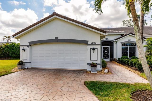 1029 Eastham Ct #41, Naples, FL 34104 (MLS #219032391) :: #1 Real Estate Services