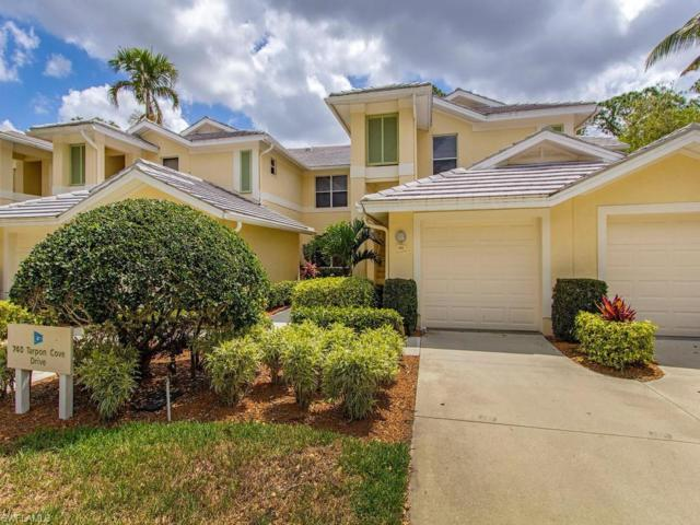 740 Tarpon Cove Dr #203, Naples, FL 34110 (MLS #219033397) :: #1 Real Estate Services