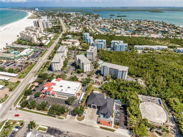 6893 Estero Blvd #413, Fort Myers Beach, FL 33931 (MLS #219033677) :: Palm Paradise Real Estate