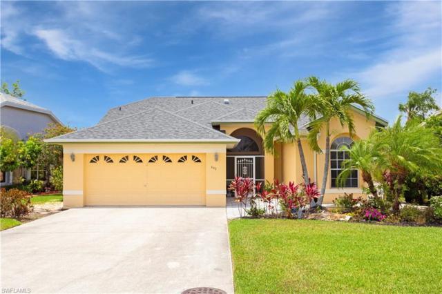 697 Lambton Ln, Naples, FL 34104 (MLS #219034007) :: #1 Real Estate Services