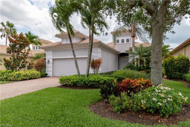 816 Villa Florenza Dr, Naples, FL 34119 (MLS #219034008) :: Kris Asquith's Diamond Coastal Group