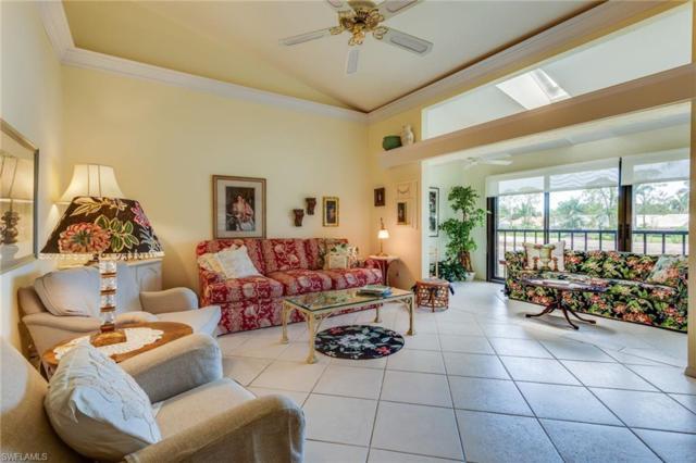 509 Veranda Way E205, Naples, FL 34104 (MLS #219034946) :: #1 Real Estate Services