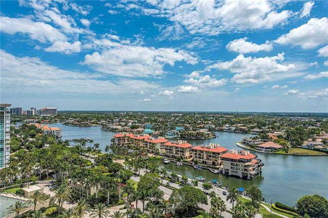 4151 Gulf Shore Blvd N #1704, Naples, FL 34103 (MLS #219034984) :: The Naples Beach And Homes Team/MVP Realty