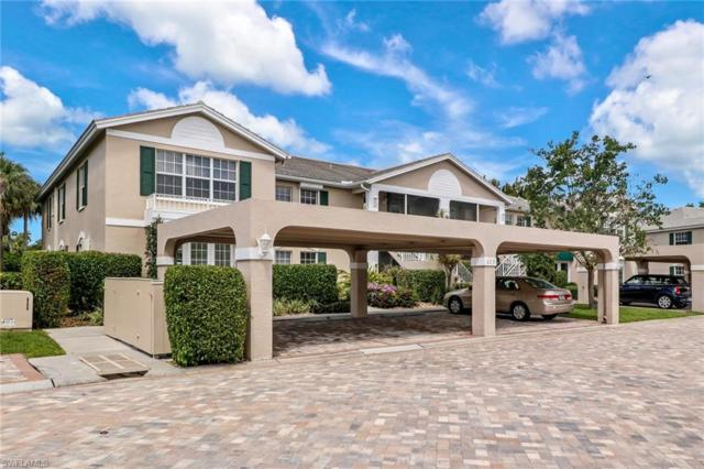823 Tanbark Dr #102, Naples, FL 34108 (MLS #219035396) :: #1 Real Estate Services