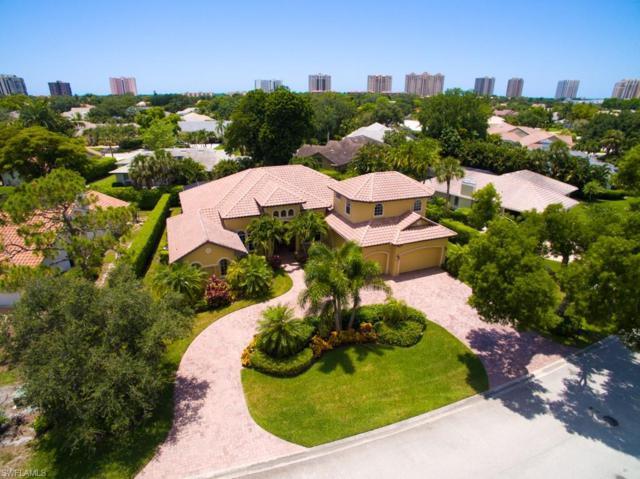 819 Bentwood Dr, Naples, FL 34108 (MLS #219035700) :: John R Wood Properties