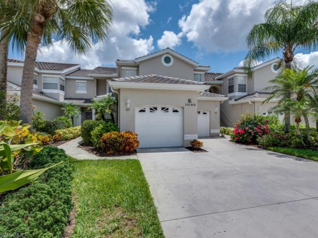 13180 Hamilton Harbour Dr E5, Naples, FL 34110 (MLS #219035921) :: The Naples Beach And Homes Team/MVP Realty