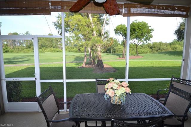 3455 Laurel Greens Ln S #101, Naples, FL 34119 (MLS #219036159) :: #1 Real Estate Services