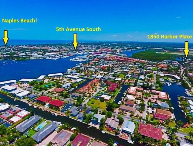 1850 Harbor Pl, Naples, FL 34104 (MLS #219036943) :: #1 Real Estate Services