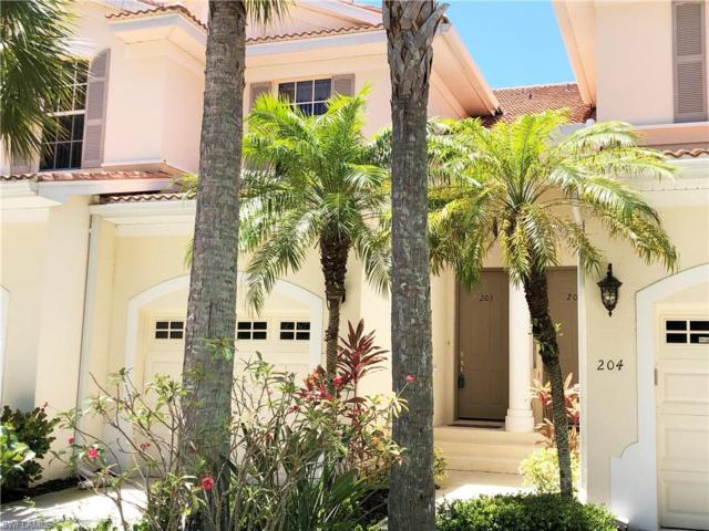 4610 Winged Foot Way 7-203, Naples, FL 34112 (MLS #219036976) :: Kris Asquith's Diamond Coastal Group