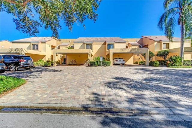 613 Beachwalk Cir J-203, Naples, FL 34108 (MLS #219037011) :: #1 Real Estate Services