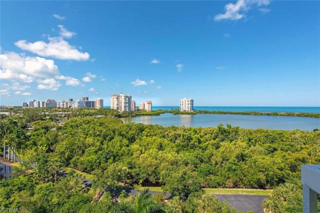 5501 Heron Point Dr #802, Naples, FL 34108 (MLS #219037496) :: Kris Asquith's Diamond Coastal Group
