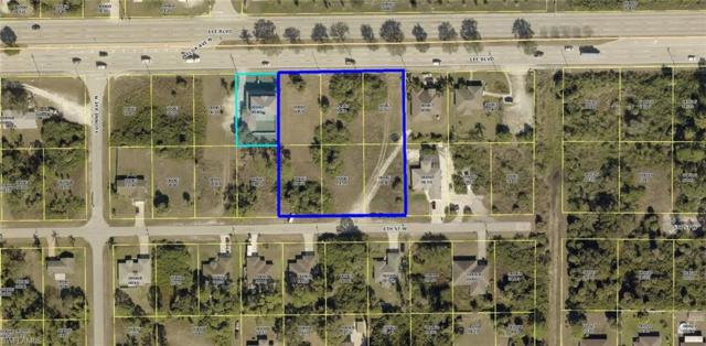 3710 4th St W, Lehigh Acres, FL 33971 (#219040645) :: RealPro Realty