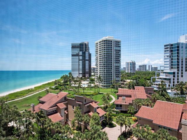 4651 Gulf Shore Blvd N #707, Naples, FL 34103 (MLS #219040874) :: RE/MAX Radiance