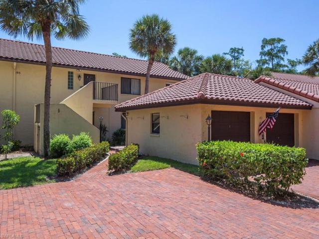 193 Albi Rd #1, Naples, FL 34112 (MLS #219040878) :: The Naples Beach And Homes Team/MVP Realty