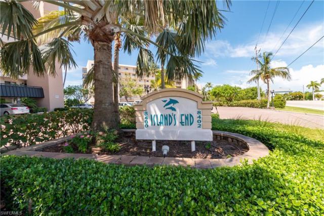 8400 Estero Blvd #203, Fort Myers Beach, FL 33931 (MLS #219040957) :: Palm Paradise Real Estate