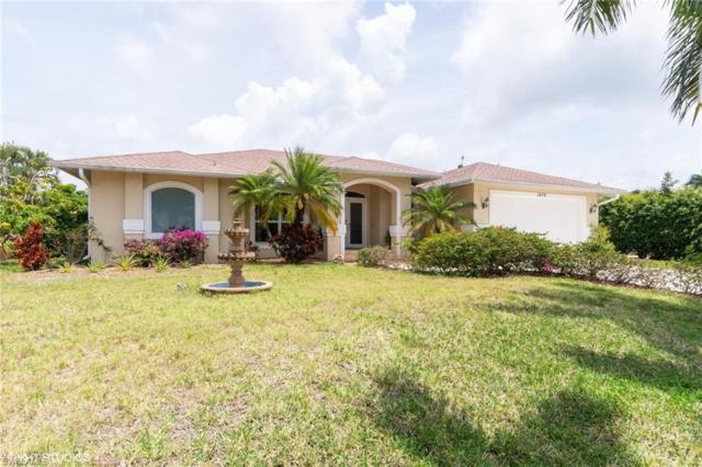1476 Honeysuckle Ave, Marco Island, FL 34145 (MLS #219041355) :: RE/MAX Radiance