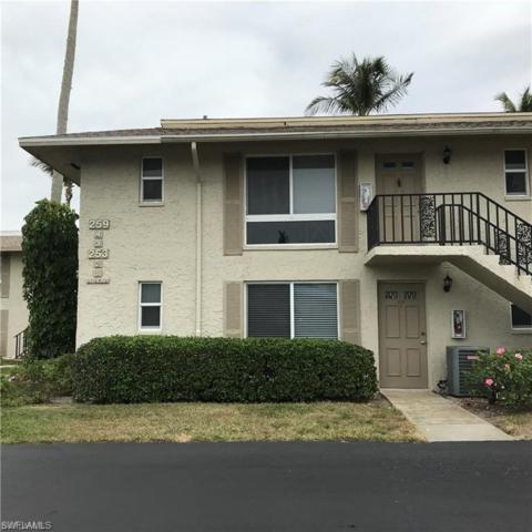 257 Palm Dr E 257-2, Naples, FL 34112 (MLS #219042193) :: Palm Paradise Real Estate