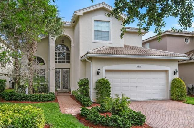 2389 Leafshine Ln, Naples, FL 34119 (MLS #219042667) :: John R Wood Properties