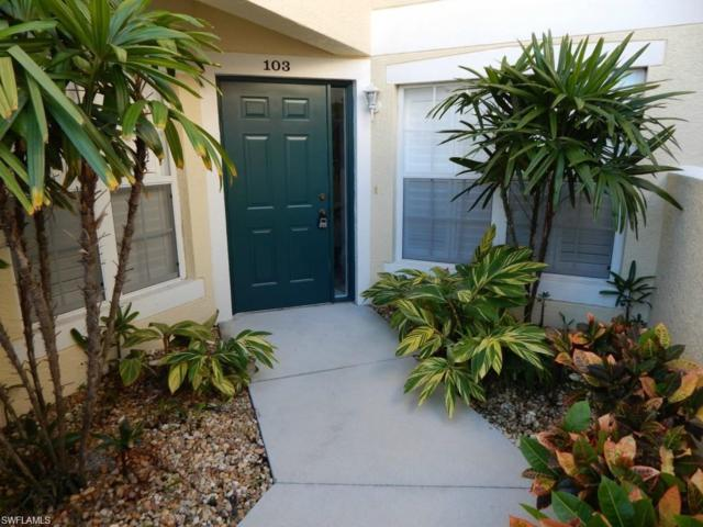 5450 Worthington Ln #103, Naples, FL 34110 (MLS #219042734) :: RE/MAX Radiance