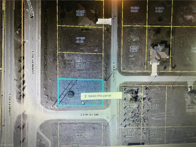 2514 Floyd Ave S, Lehigh Acres, FL 33976 (#219043541) :: Jason Schiering, PA