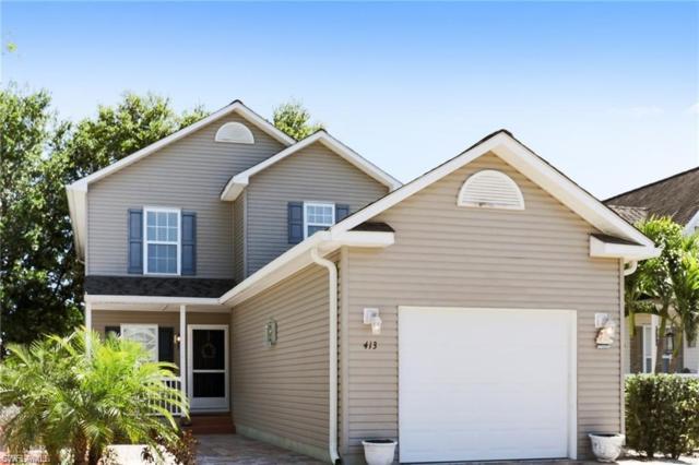 413 Leawood Cir, Naples, FL 34104 (MLS #219044524) :: Clausen Properties, Inc.