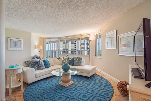 4041 Gulf Shore Blvd N #607, Naples, FL 34103 (MLS #219044823) :: Sand Dollar Group