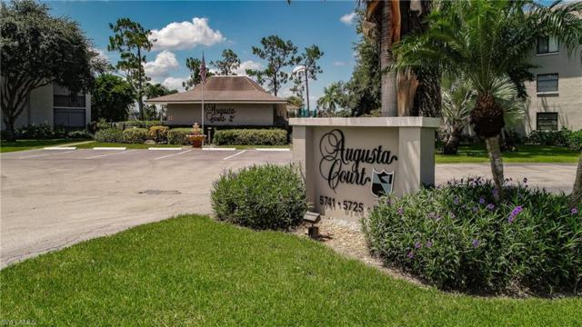 5773 Gage Ln B-202, Naples, FL 34113 (MLS #219044992) :: The Naples Beach And Homes Team/MVP Realty
