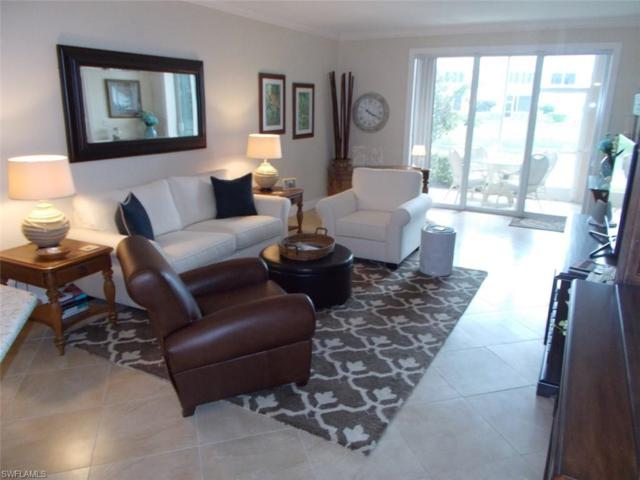 832 Tanbark Dr E #103, Naples, FL 34108 (MLS #219046871) :: #1 Real Estate Services