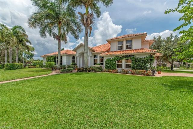 5922 Amberwood Dr, Naples, FL 34110 (MLS #219047008) :: Clausen Properties, Inc.