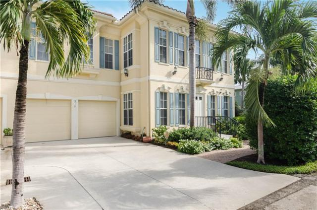 210 4th St S #3, Naples, FL 34102 (MLS #219047303) :: Royal Shell Real Estate