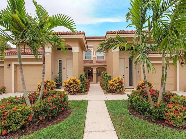 2550 Aspen Creek Ln #101, Naples, FL 34119 (MLS #219047379) :: Royal Shell Real Estate