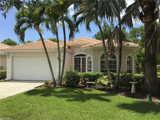 7837 Stratford Dr, Naples, FL 34104 (MLS #219048028) :: RE/MAX Realty Group