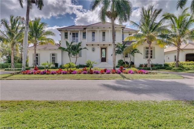 190 16th Ave S, Naples, FL 34102 (MLS #219048204) :: Royal Shell Real Estate