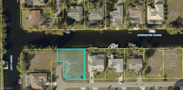 245 SW 42nd Ter, Cape Coral, FL 33914 (MLS #219048357) :: RE/MAX Realty Group