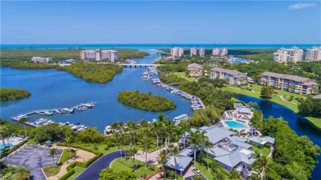 445 Cove Tower Dr #302, Naples, FL 34110 (MLS #219048853) :: Royal Shell Real Estate