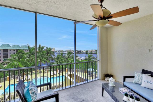 400 Flagship Dr #405, Naples, FL 34108 (MLS #219049293) :: Sand Dollar Group