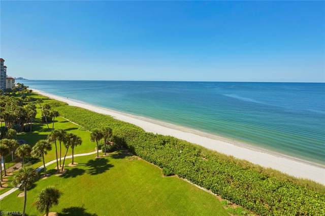 10951 Gulf Shore Dr #705, Naples, FL 34108 (MLS #219049339) :: Palm Paradise Real Estate