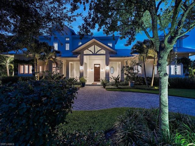 550 4th Ave N, Naples, FL 34102 (MLS #219051492) :: Sand Dollar Group
