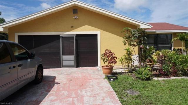 265 Porter St, Naples, FL 34113 (MLS #219054259) :: The Naples Beach And Homes Team/MVP Realty