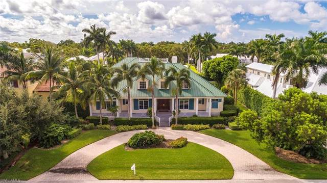 194 4th Ave N, Naples, FL 34102 (MLS #219058242) :: Kris Asquith's Diamond Coastal Group