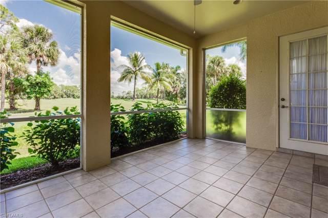 8531 Chase Preserve Dr #101, Naples, FL 34113 (MLS #219058933) :: Clausen Properties, Inc.