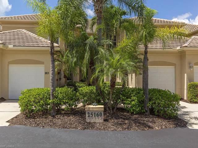 25160 Sandpiper Greens Ct #103, Bonita Springs, FL 34134 (MLS #219060237) :: Clausen Properties, Inc.
