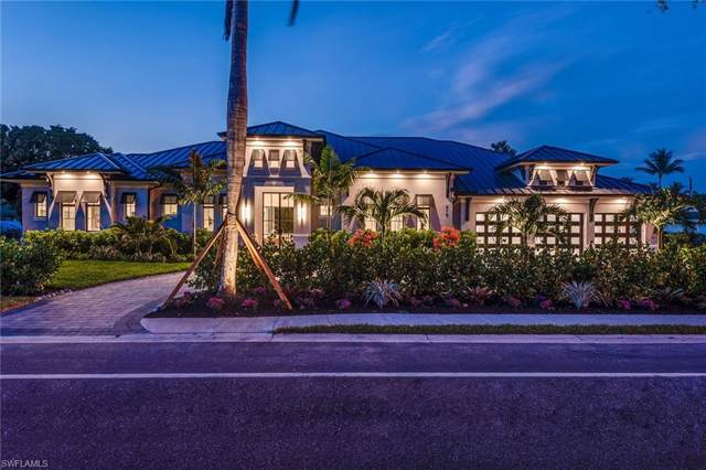 615 Harbour Dr, Naples, FL 34103 (MLS #219060254) :: The Naples Beach And Homes Team/MVP Realty