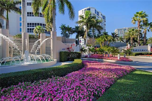 4151 Gulf Shore Blvd N #903, Naples, FL 34103 (MLS #219060568) :: Clausen Properties, Inc.