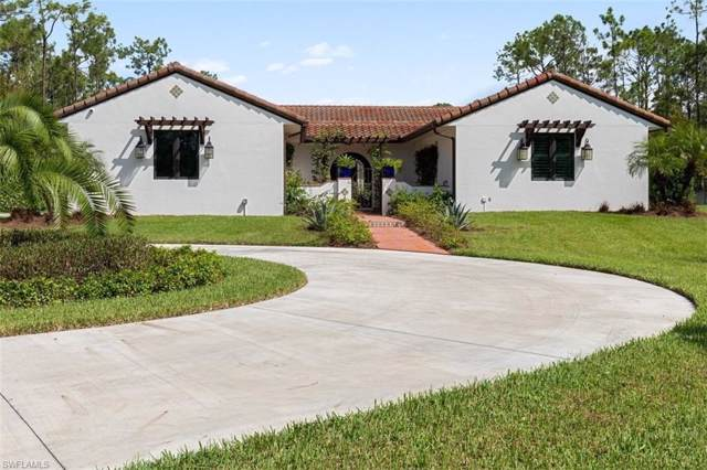 6461 Bottlebrush Ln, Naples, FL 34109 (MLS #219060578) :: The Naples Beach And Homes Team/MVP Realty