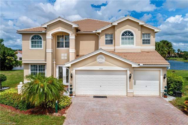 1447 Palma Blanca Ct, Naples, FL 34119 (MLS #219060841) :: The Naples Beach And Homes Team/MVP Realty