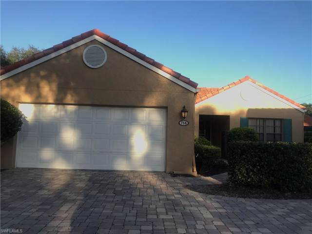 714 Reef Point Cir, Naples, FL 34108 (MLS #219060880) :: Royal Shell Real Estate