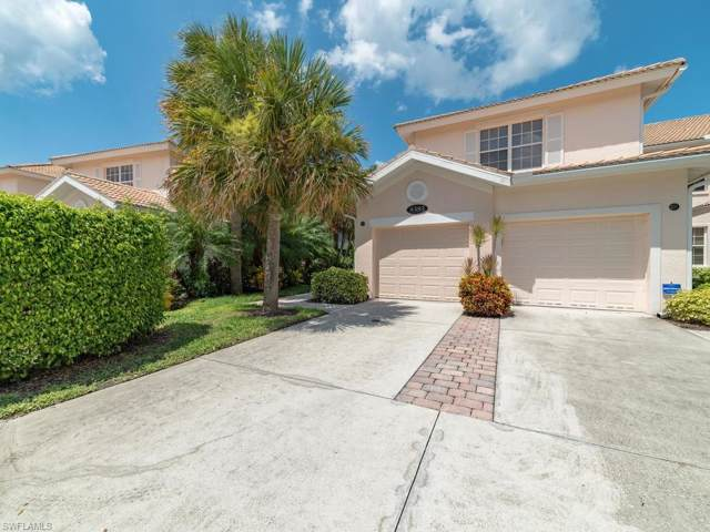 8385 Whisper Trace Ln N-201, Naples, FL 34114 (MLS #219060887) :: #1 Real Estate Services