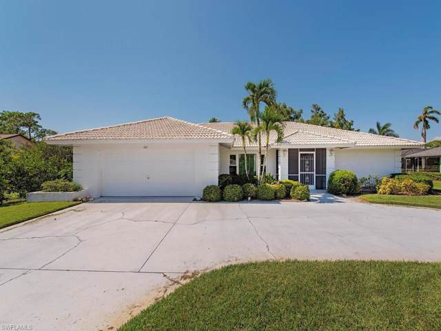 681 Saint Andrews Blvd, Naples, FL 34113 (MLS #219060890) :: The Naples Beach And Homes Team/MVP Realty